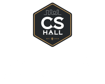 Cathedral Social Hall - Homepage